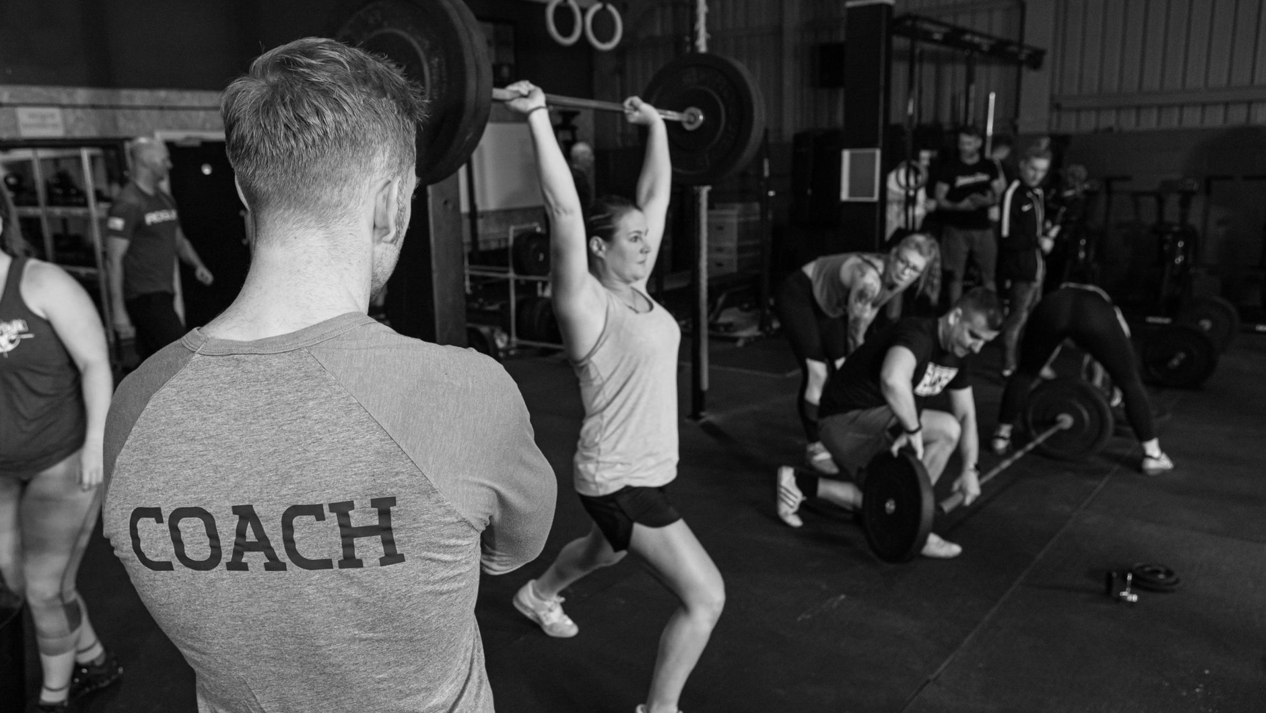 Making the most of your time at CrossFit Huntsman.