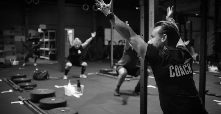 CROSSFIT GROUP CLASSES